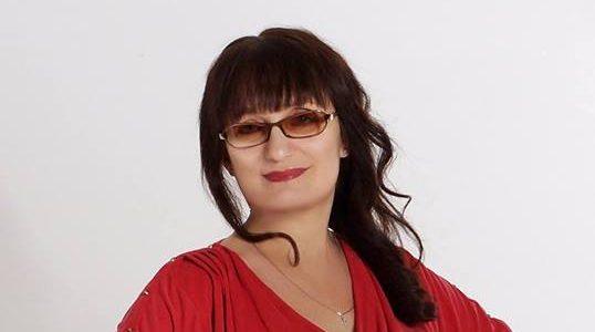 Жанна Горбусь