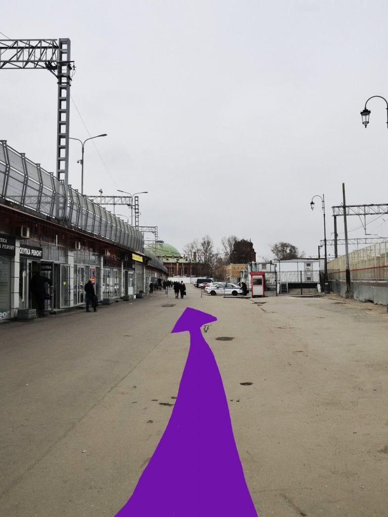 Лавка на Комсомольской